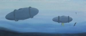 An illustration of Grifin's submarine design.